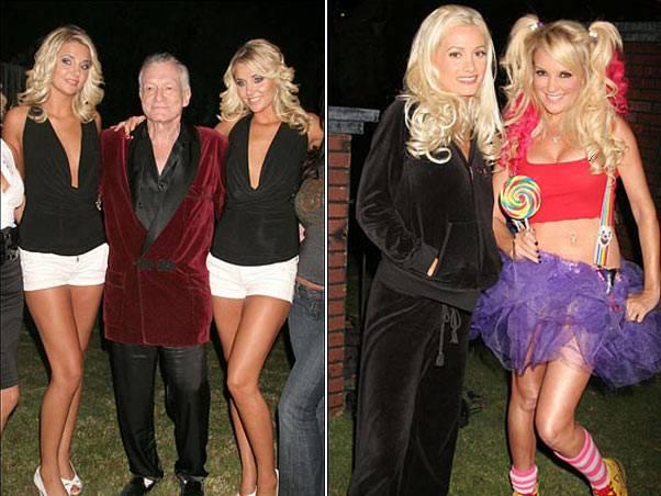 Como são as festas na mansão da Playboy 4