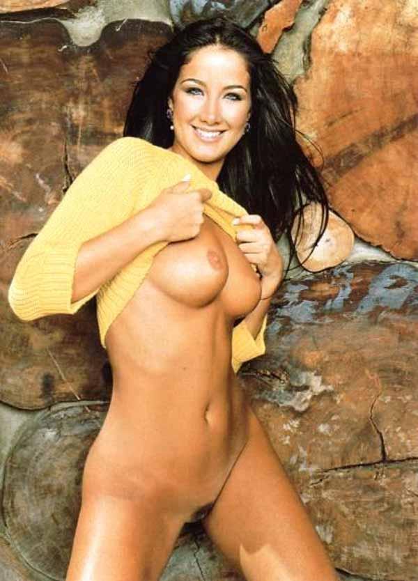 Fotos de Helen Ganzarolli nua pelada na playboy 14
