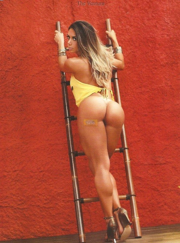 Graciella Carvalho nua pelada na Sexy de Dezembro 19