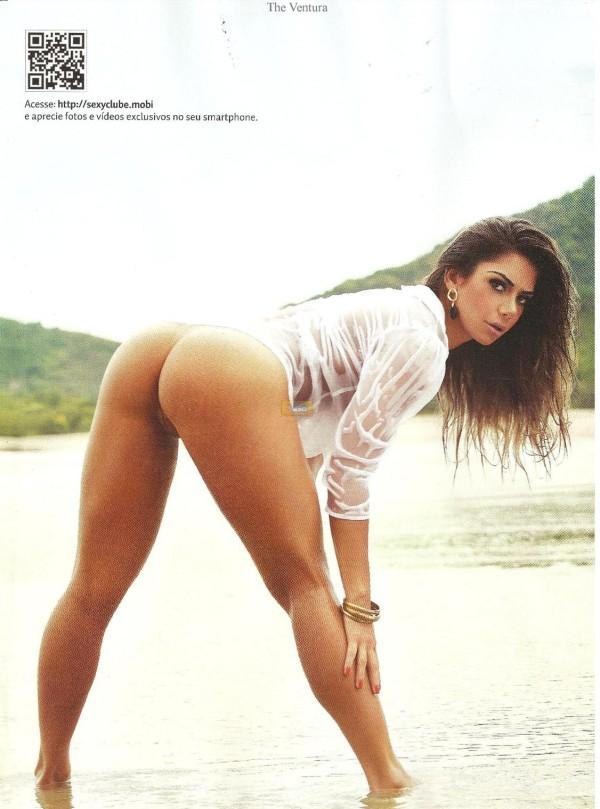 Graciella Carvalho nua pelada na Sexy de Dezembro 7