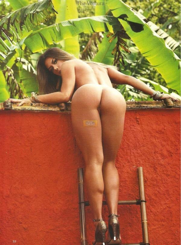 Graciella Carvalho nua pelada na Sexy de Dezembro 9