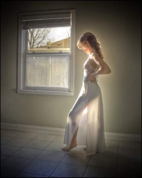 Mulher e transparência combinação perfeita 2