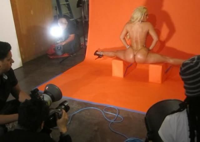 Super Gostosa Nicole Coco Austin nude pelada amateur 27