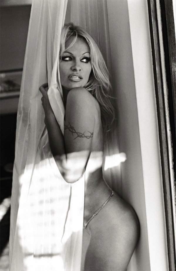 Video e Fotos Pamela Anderson em sexo explícito 11