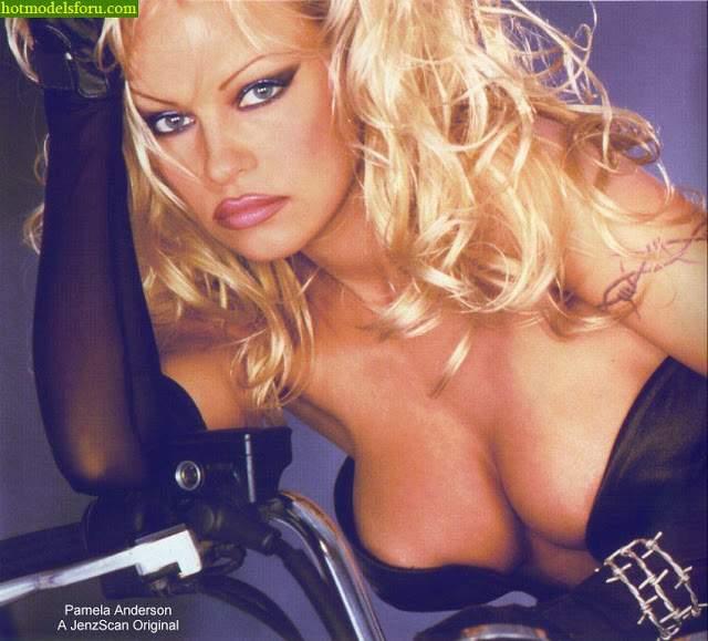 Video e Fotos Pamela Anderson em sexo explícito 13