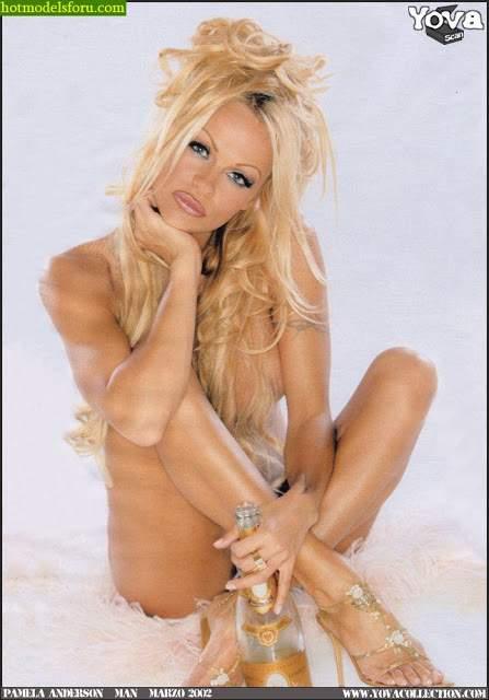 Video e Fotos Pamela Anderson em sexo explícito 20