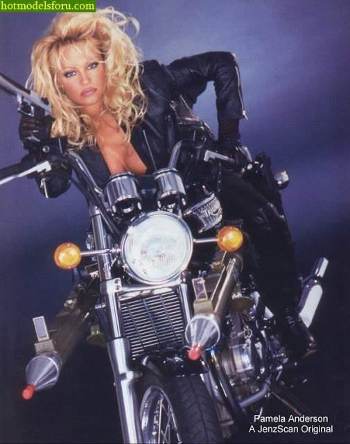 Video e Fotos Pamela Anderson em sexo explícito 22