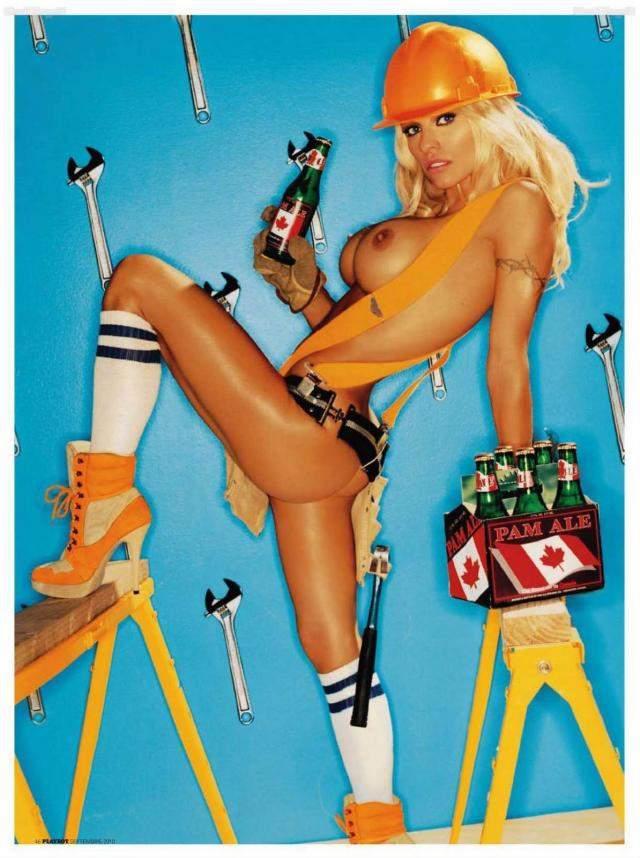 Video e Fotos Pamela Anderson em sexo explícito 3