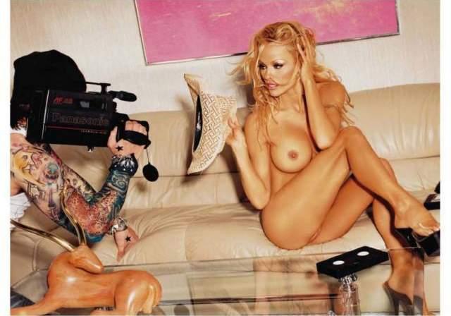 Video e Fotos Pamela Anderson em sexo explícito 4