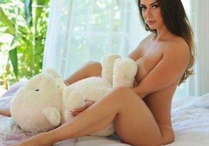 Graciella Carvalho na Twitcam