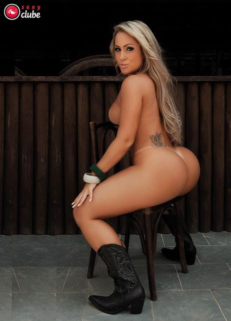 Isis Gomes - 110cm de Bum Bum 12