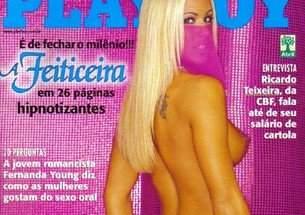 Playboys mais vendidas de todos os tempos no Brasil