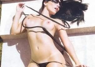 Confira as melhores fotos de Anamara na Playboy
