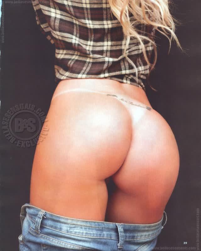 Fotos de Andressa Urach pelada nua na Sexy 3