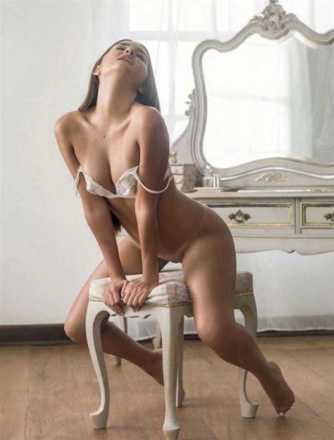 Fotos da virgem Catarina pelada na Playboy 12