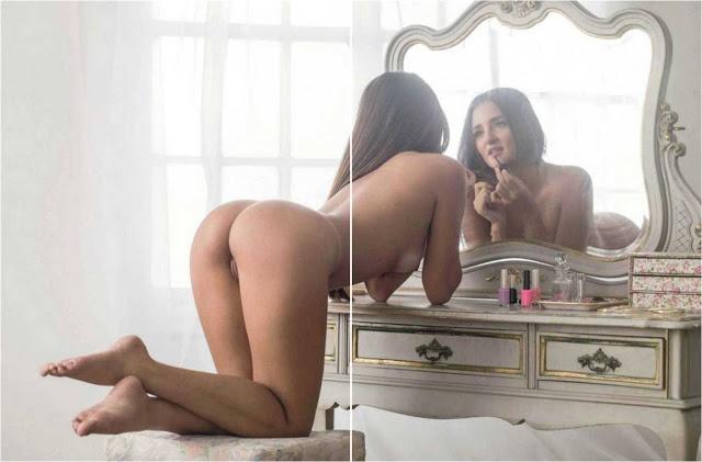 Fotos da virgem Catarina pelada na Playboy 15