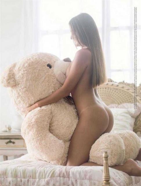 Fotos da virgem Catarina pelada na Playboy 16
