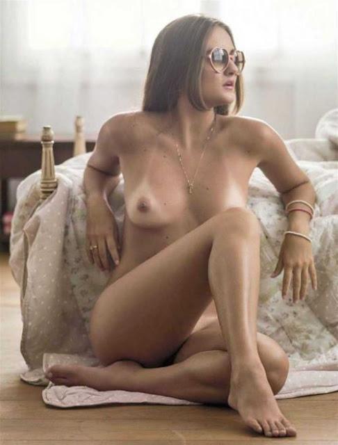 Fotos da virgem Catarina pelada na Playboy 2