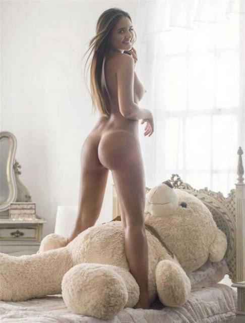 Fotos da virgem Catarina pelada na Playboy 3