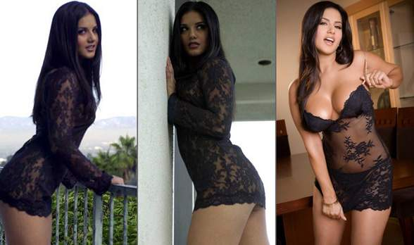 Fotos de Sunny Leone a atriz pornô que está causando no Big Brother indiano 11