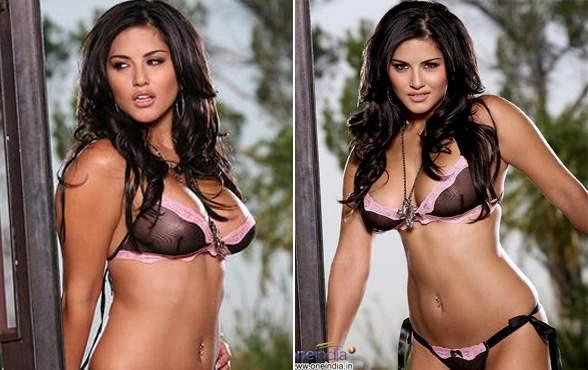 Fotos de Sunny Leone a atriz pornô que está causando no Big Brother indiano 19