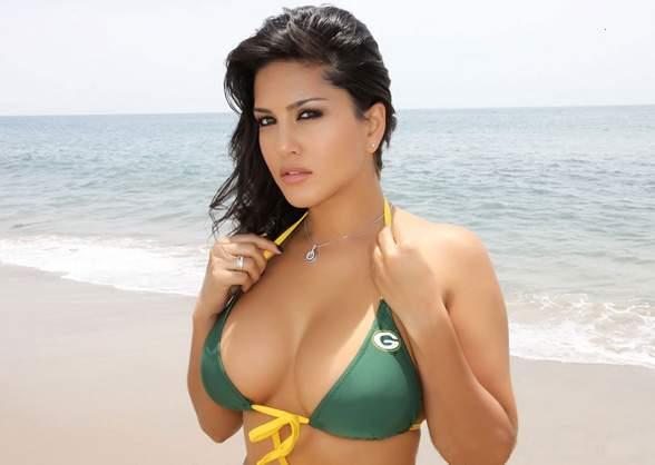 Fotos de Sunny Leone a atriz pornô que está causando no Big Brother indiano 2