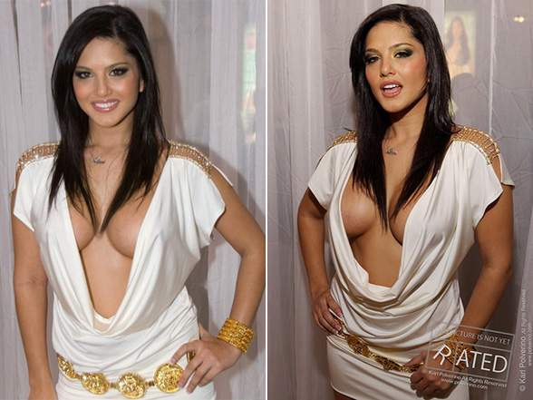 Fotos de Sunny Leone a atriz pornô que está causando no Big Brother indiano 5