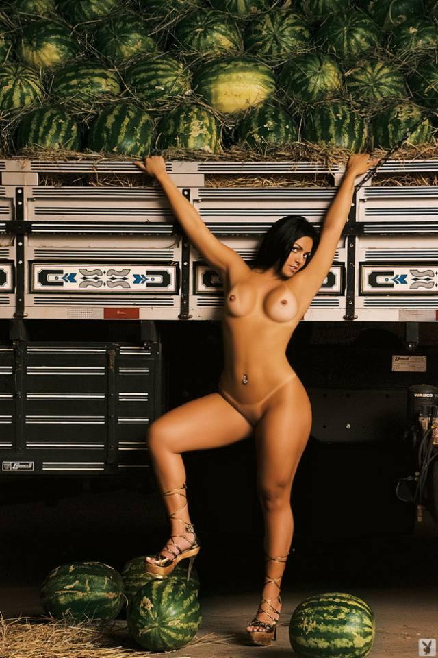 Andressa Soares mulher melancia nua pelada gostosa fotos 32