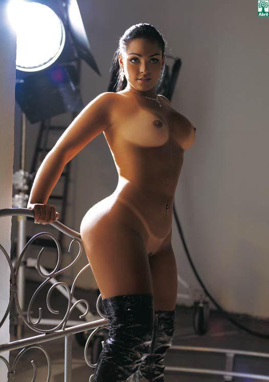 Andressa Soares mulher melancia nua pelada gostosa fotos 51