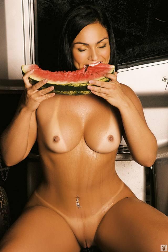 Andressa Soares mulher melancia nua pelada gostosa fotos 56