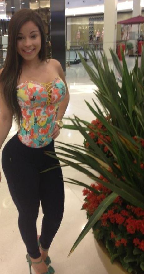 Bianca Anchieta pelada amadora muito gostosa brasileira 1