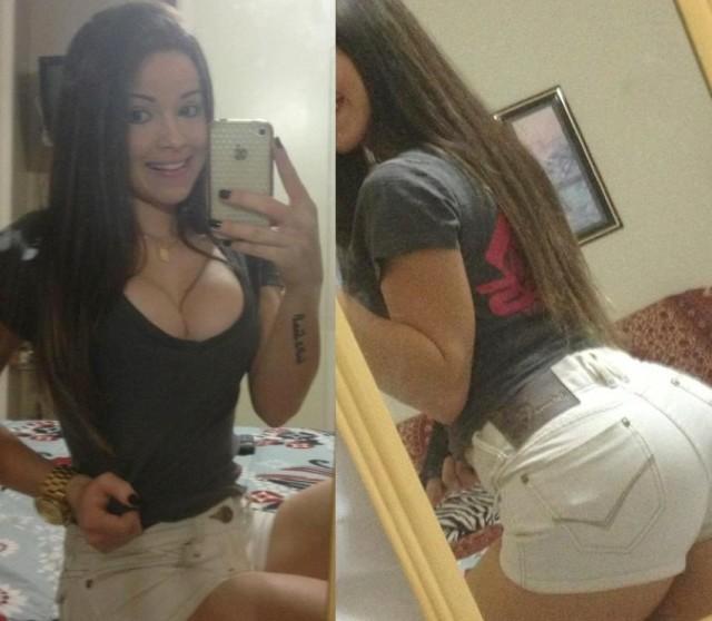 Bianca Anchieta pelada amadora muito gostosa brasileira 15
