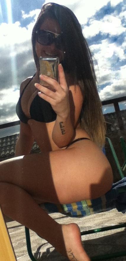 Bianca Anchieta pelada amadora muito gostosa brasileira 29