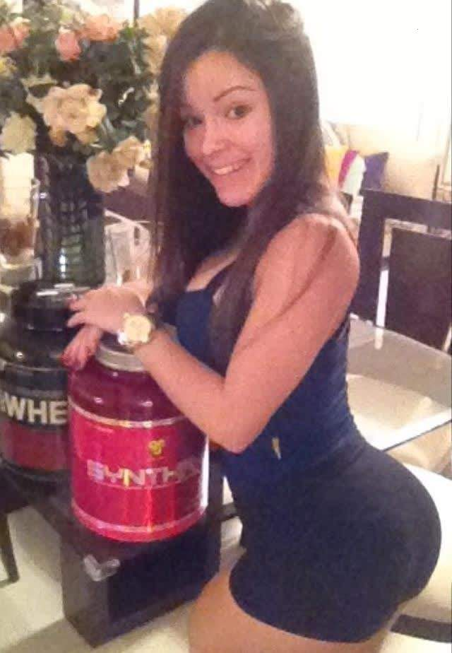 Bianca Anchieta pelada amadora muito gostosa brasileira 46