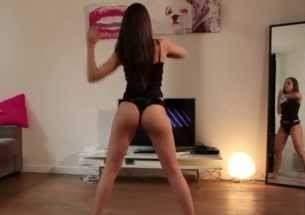 Gostosa e seu nintendo Wii
