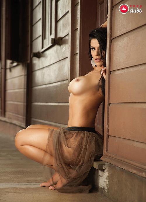Eva Andressa nua pelada Revista Sexy de Março 26