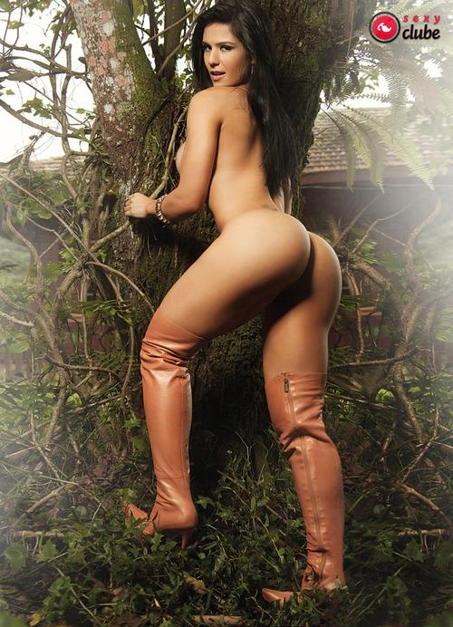Eva Andressa nua pelada Revista Sexy de Março 29