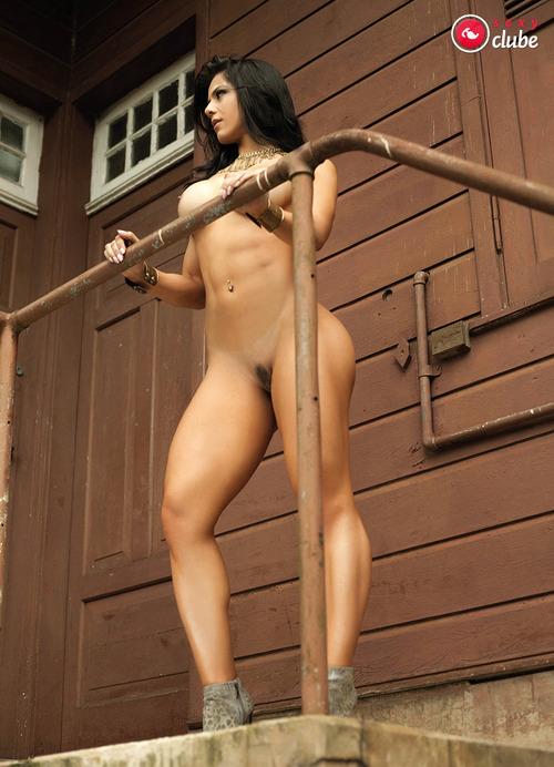 Eva Andressa nua pelada Revista Sexy de Março 34