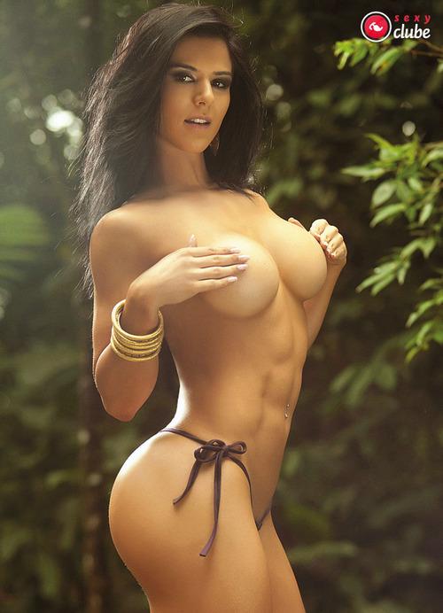 Eva Andressa nua pelada Revista Sexy de Março 7