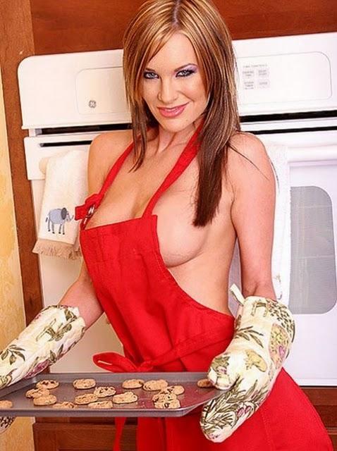 Lugar de mulher é na cozinha 11