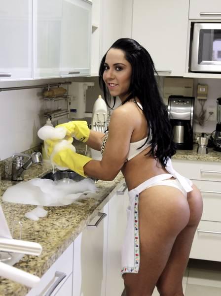 Lugar de mulher é na cozinha 18