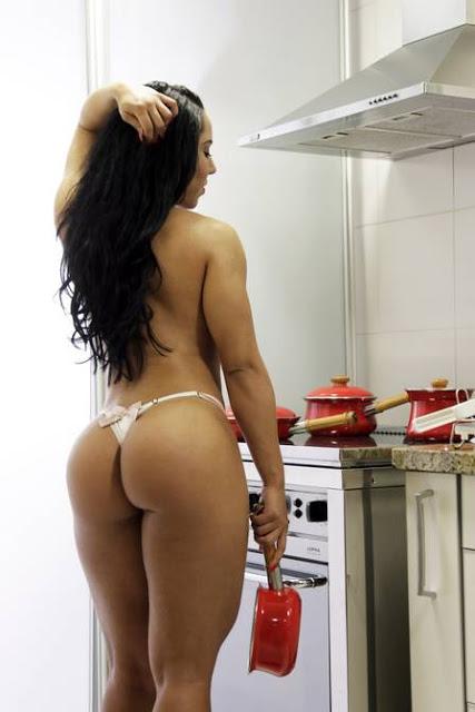 Lugar de mulher é na cozinha 3
