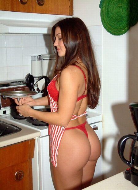 Lugar de mulher é na cozinha 8