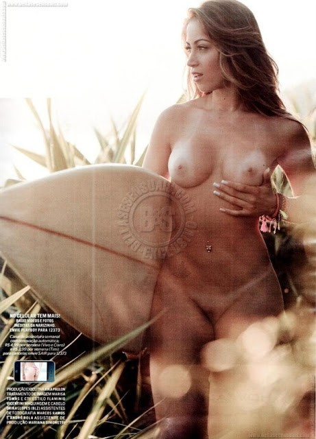 Panicat Carol Narizinho nua pelada na playboy 17