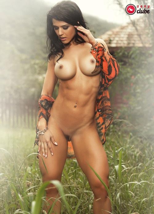 Eva Andressa nua pelada na Revista Sexy 27