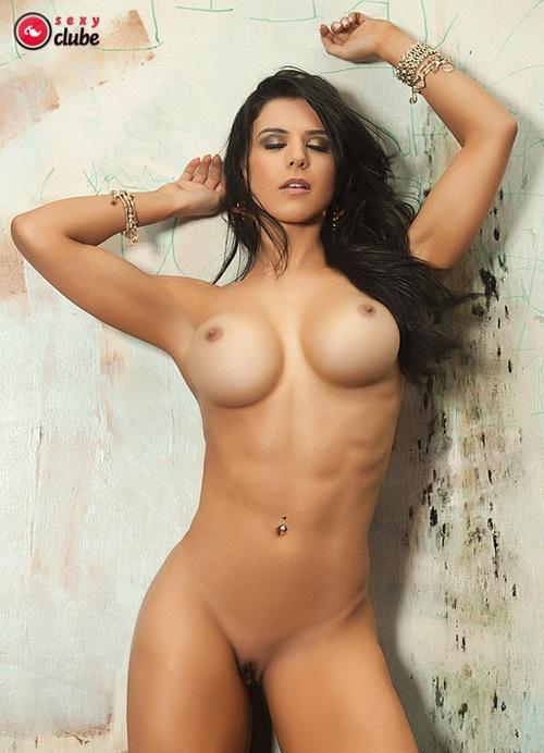 Eva Andressa nua pelada na Revista Sexy 31