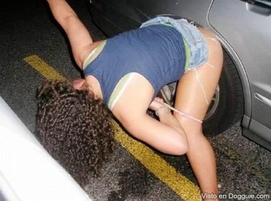 Gostosas bêbadas aprontando geral
