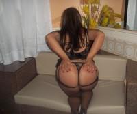 Esposa gostosa e sua lingerie nova!