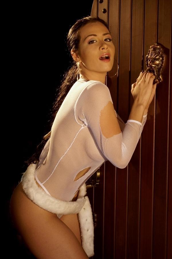FOTOS E VIDEOS - Com vocês a gostosona Diosa Canales pelada 18