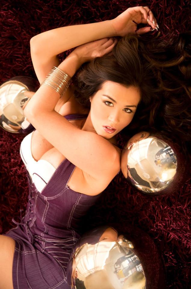 FOTOS E VIDEOS - Com vocês a gostosona Diosa Canales pelada 4